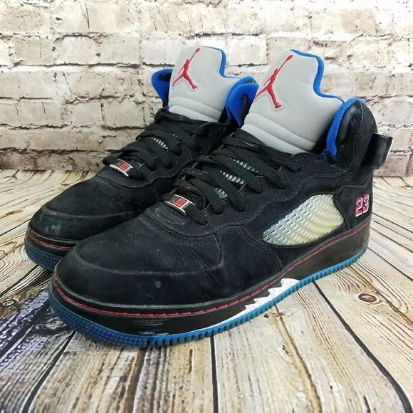 huge selection of d3109 e7977 Jordan Other - Nike Air Jordan AJF 5  Fusion